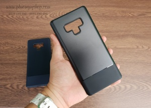 Ốp dẻo carbon Galaxy Note 9